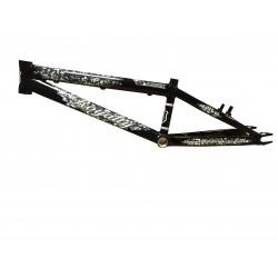 Cadre ROYALTY BMX Slingshot Noir