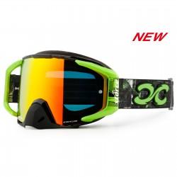 Masque XFORCE - ASSASIN XL - Black/Neon Green