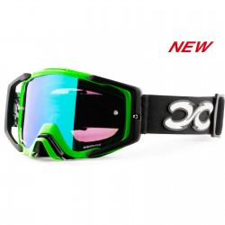 Masque XFORCE - SAMURAI KID - Green/Black