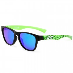 Lunettes XFORCE - PURE - Crack Neon Green