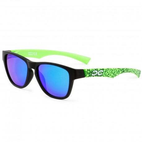 Lunettes XFORCE - PURE - Crack Neon Green