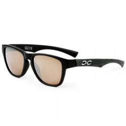 Lunettes XFORCE - PURE - Matte Black/Wood Grain