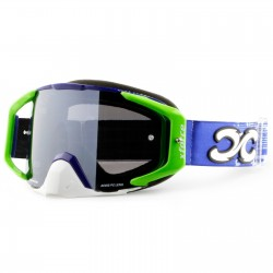 Masque XFORCE - ASSASSIN XL - Blue/Green