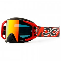 Masque XFORCE - ASSASSIN XL - Black/Red