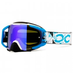 Masque XFORCE - ASSASSIN XL - White/Blue