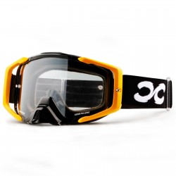 Masque XFORCE - SAMURAI KID - Black/Yellow