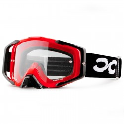 Masque XFORCE - SAMURAI KID - Red/Black