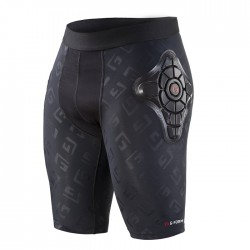 PRO-X Short de protection Noir