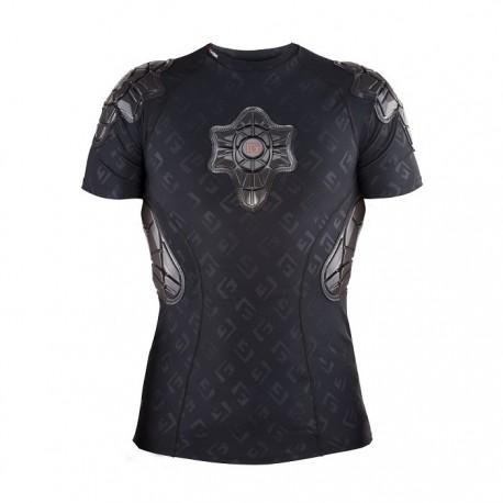 PRO-X Tee-shirt de protection Noir Logo