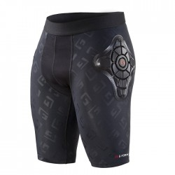 PRO-X Short de protection Enfant Noir Logo