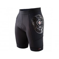Elite PRO-B Short de protection Noir Topo