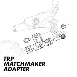 Paire de Matchmaker TRP compatible SRAM