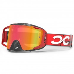 Masque XFORCE -ASSASSIN XL 2.0 - Black/Red