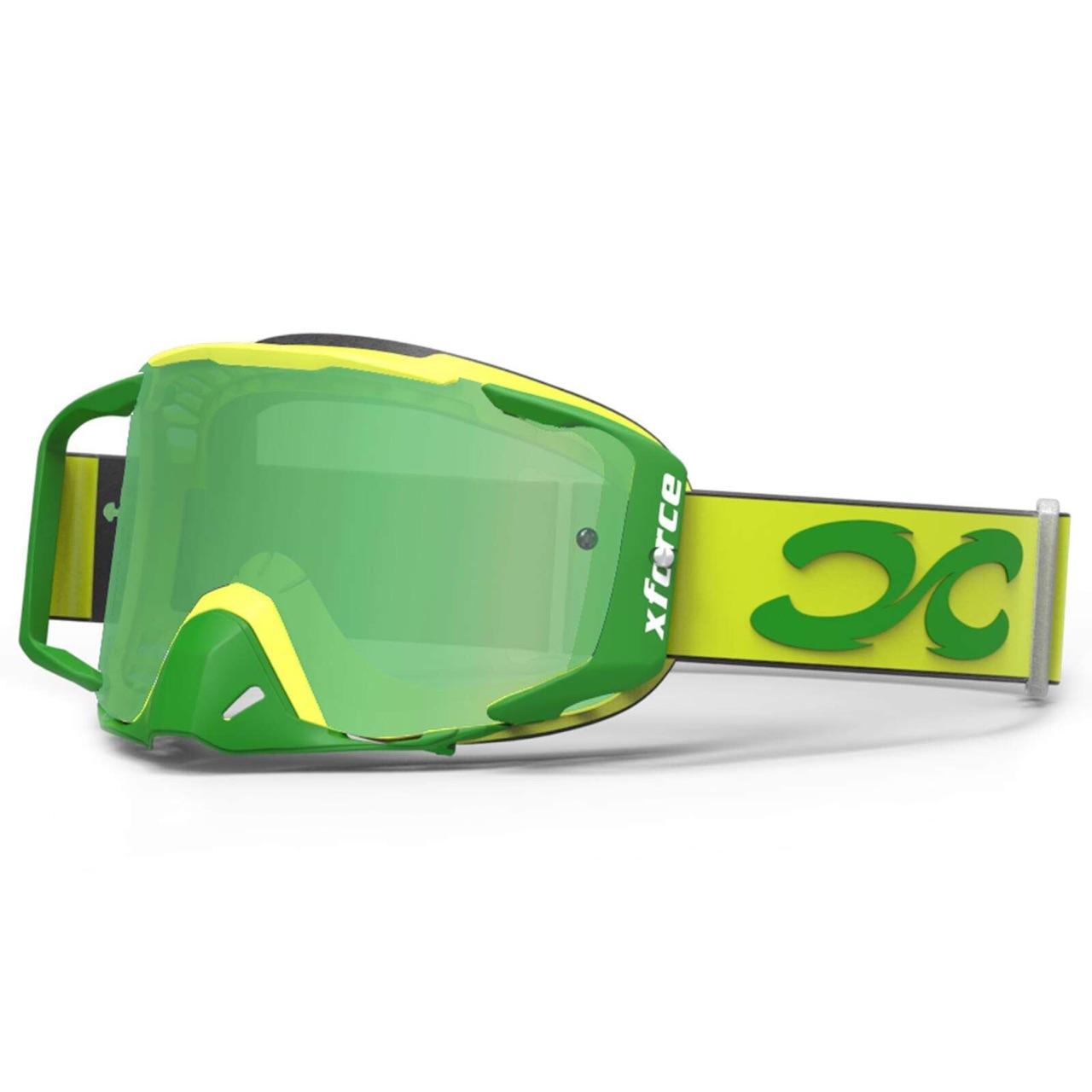 Masque-xforce-assassin-xl-20-green