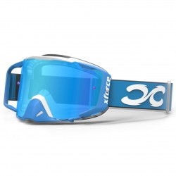 Masque XFORCE -ASSASSIN XL 2.0 - White/Blue