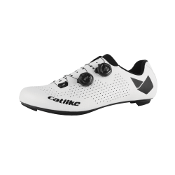 Chaussures WHISPER OVAL ROAD CARBON WHITE