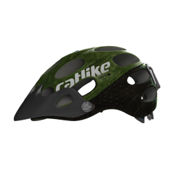 Casque YELMO GREEN MATT