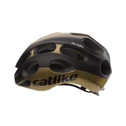 Casque KILAUEA GOLD-BLACK MATT