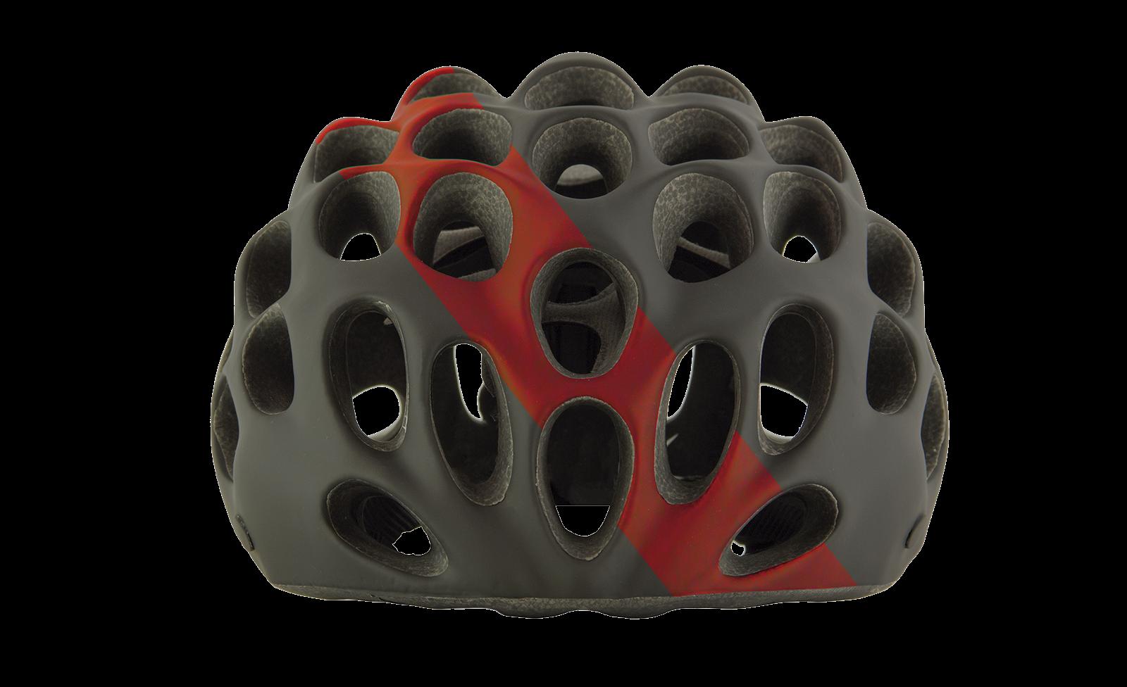 Catlike Casque WHISPER EVO BLACK-RED MATT