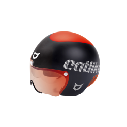 Casque RAPID BLACK-RED MATT