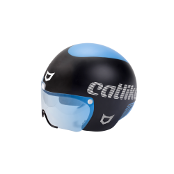 Casque RAPID BLACK-BLUE MATT