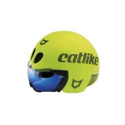 Casque RAPID TRI YELLOW FLUOR