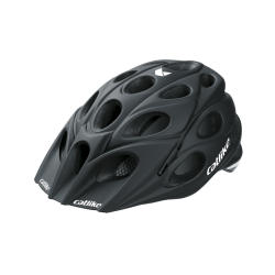 Casque LEAF BLACK MATT