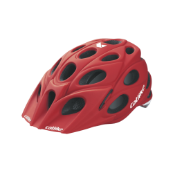 Casque LEAF RED MATT