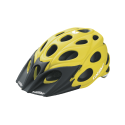 Casque LEAF YELLOW MATT
