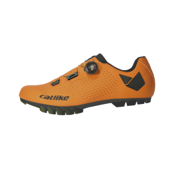 Chaussures WHISPER MTB OVAL ORANGE