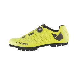 Chaussures WHISPER MTB OVAL YELLOW