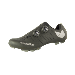 Chaussures WHISPER OVAL CARBON MTB BLACK