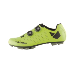 Chaussures WHISPER OVAL CARBON MTB GREEN