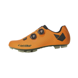 Chaussures WHISPER OVAL CARBON MTB ORANGE