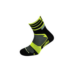 Chaussettes SUPPLEX MTB REFLECTOR GREEN-BLACK