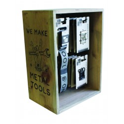 PRESENTOIR LARGE DISPLAY BOX OUTILS + CEINTURES