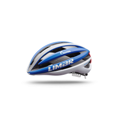 Casque AIR PRO WHITE BLUE