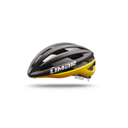Casque AIR PRO MATT BLACK YELLOW