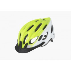 Casque SCRAMBLER WHITE YELLOW