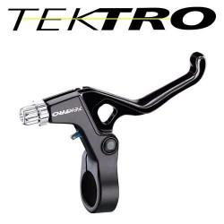 Paire de leviers de frein Tektro 313ARL-BK-AM