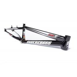 Cadre Supercross ENVY Rs7 Alu 24' Pro XXL, Noir