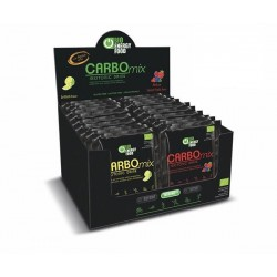 CARBOMIX - Présentoir mixte de 30 sachets: Mix 15 citron + 15 Fruits rouges 30gr