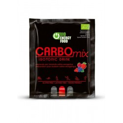 CARBOMIX - Boisson isotonique Fruits rouges Monodose 30gr