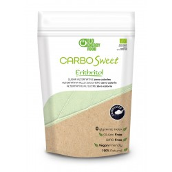 CARBO SWEET 100% Erythriol bio 500gr