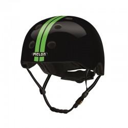 Casque MELON All Stars - Straight Green Black M-L