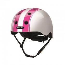Casque MELON All Stars - Double Pink White XXS-S