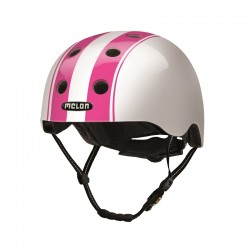 Casque MELON All Stars - Double Pink White XL-XXL