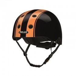 Casque MELON All Stars - Double Orange Black XXS-S