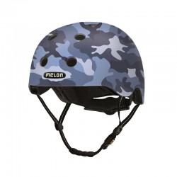 Casque MELON All Stars - Camouflage Blue M-L (matte)
