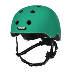 Casque MELON - Toddler Rainbow Green